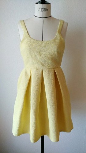 Tolles Zara Sommerkleid gelb