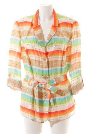 Tom Crown Hemd-Bluse Streifenmuster klassischer Stil