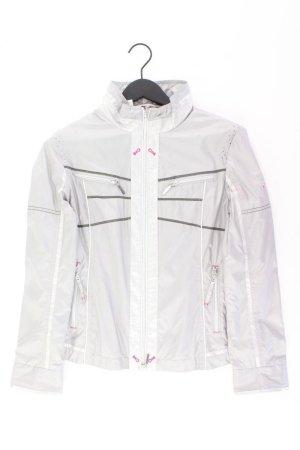 Tom Crown Jacke Größe 38 silber aus Polyester