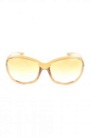 Tom Ford Brille hellorange Casual-Look