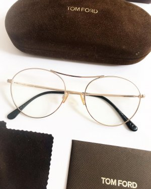 Tom Ford Glasses gold-colored metal