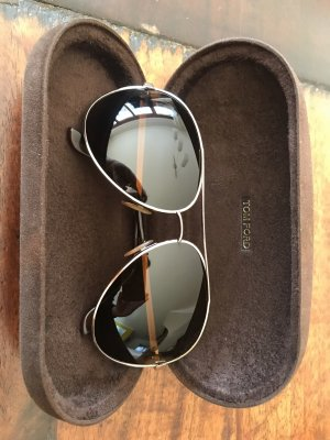 Tom Ford Charles Aviator Gold Polarisiert