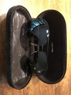 Tom Ford Charles Aviator Polarisiert