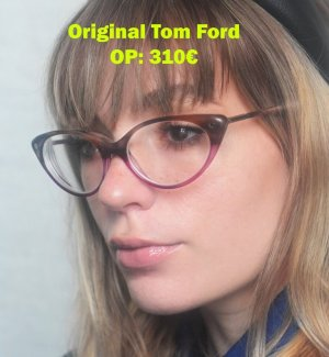 Tom Ford Glasses multicolored acetate
