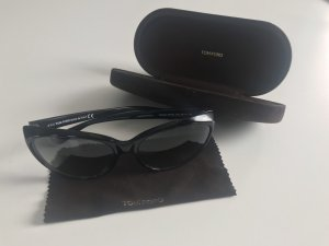 Tom Ford Gafas mariposa negro