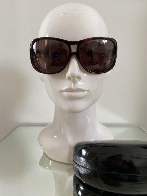 Tom Ford Okrągłe okulary przeciwsłoneczne brązowy