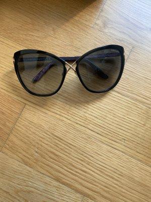 Tom Ford Gafas mariposa multicolor