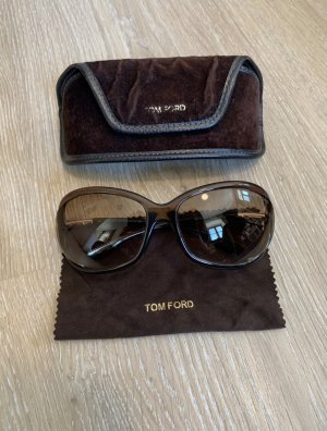 Tom Ford Butterfly bril brons-bruin