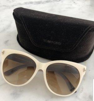 Tom Ford Sonnenbrille braun/ perlmutt Neuwertig