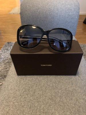 Tom Ford Okulary retro czarny