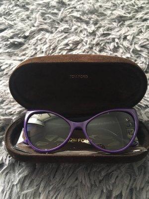 Tom Ford Gafas Retro lila