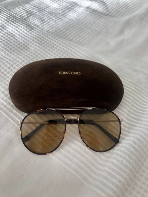Tom Ford Occhiale da pilota multicolore Metallo