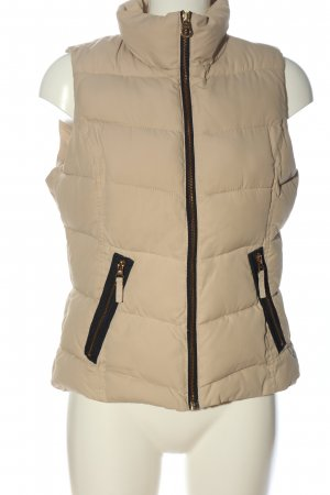Tom Joule Quilted Gilet cream quilting pattern casual look