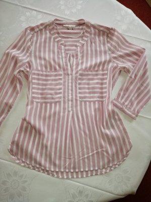 Tom Tailor Denim Oversized blouse veelkleurig Viscose