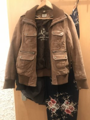 Tom Tailer Wild Leder  Jacke