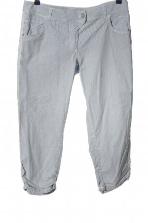 Tom Tailor 3/4 Length Trousers light grey casual look