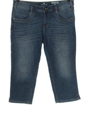 Tom Tailor 3/4 Jeans blau Casual-Look