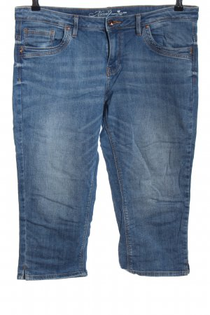 Tom Tailor 3/4 Jeans blau Casual-Look