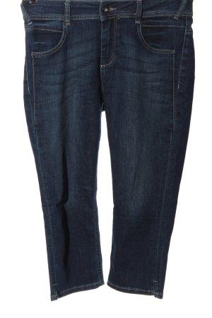 Tom Tailor Jeansy 3/4 niebieski W stylu casual