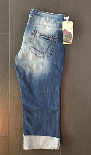 Tom Tailor Denim 3/4 Length Jeans blue