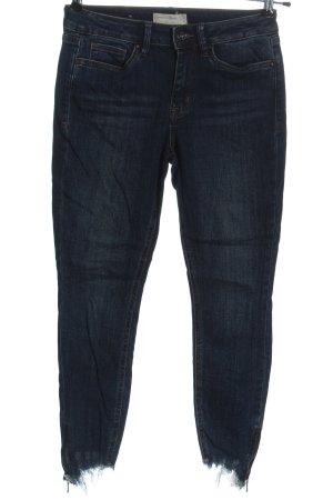 Tom Tailor 7/8 Jeans blau Casual-Look