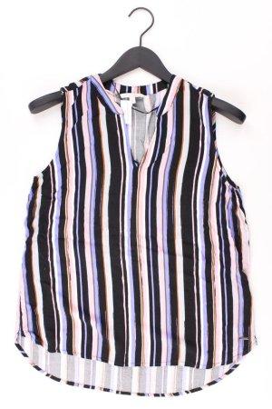 Tom Tailor Ärmellose Bluse Größe L mehrfarbig aus Viskose
