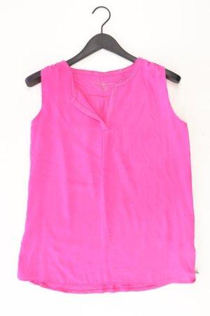 Tom Tailor Ärmellose Bluse Größe L pink aus Polyester