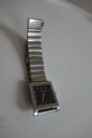 Tom Tailor Orologio con cinturino di metallo argento