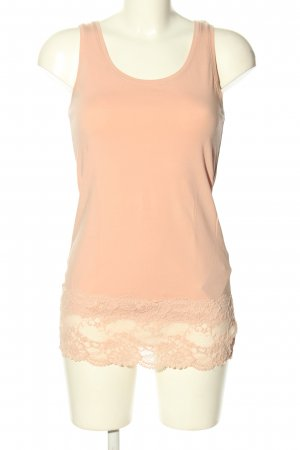 Tom Tailor Basic Top pink Casual-Look