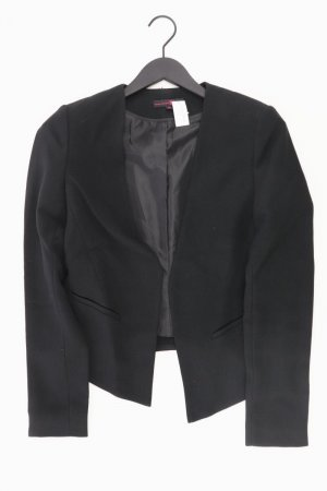 Tom Tailor Blazer Größe M schwarz aus Polyester