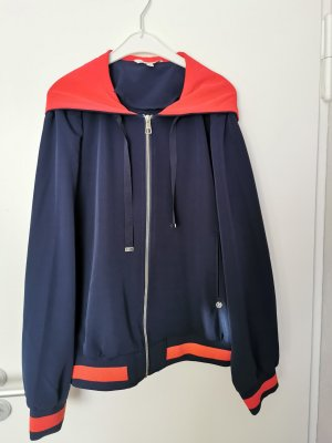Tom Tailor Denim Blouson arancione-blu scuro