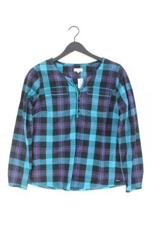 Tom Tailor Bluse blau Größe 40