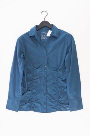 Tom Tailor Bluse blau Größe 42