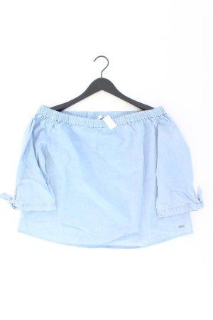 Tom Tailor Bluse blau Größe L