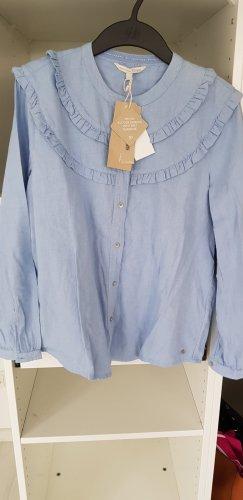 Tom Tailor Denim Blusa denim azzurro