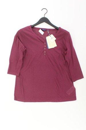 Tom Tailor Bluse Größe XL neu mit Etikett 3/4 Ärmel lila aus Baumwolle