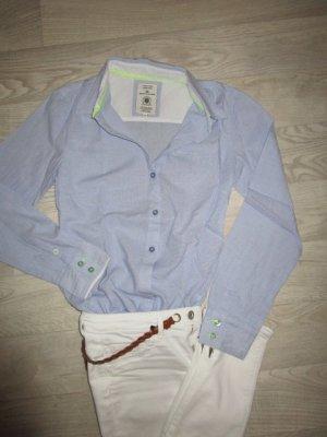 Tom Tailor Blusenhemd Gr. M 38