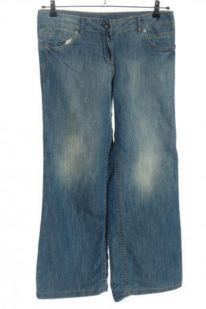 Tom Tailor Boot Cut Jeans blue casual look