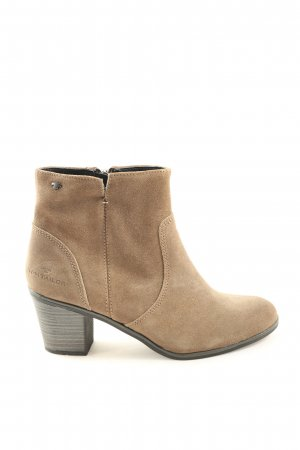 Tom Tailor Booties creme Casual-Look