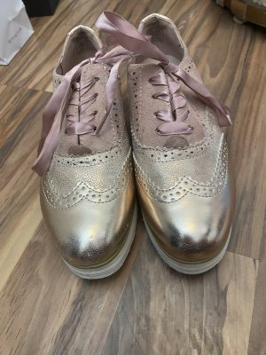 Tom Tailor Wingtip Shoes multicolored