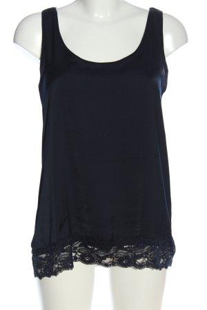 Tom Tailor Camisole blau Casual-Look