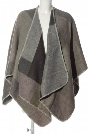 Tom Tailor Cape Allover-Druck Casual-Look