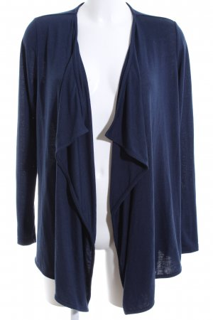 Tom Tailor Cardigan blau Casual-Look