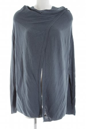 Tom Tailor Cardigan blau meliert Casual-Look