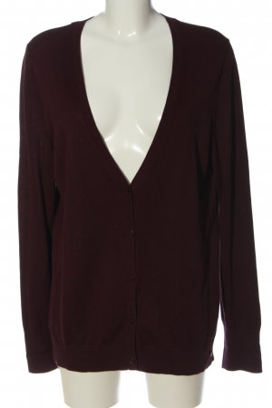 Tom Tailor Cardigan rot Casual-Look