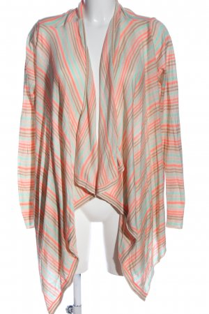 Tom Tailor Cardigan Allover-Druck Casual-Look