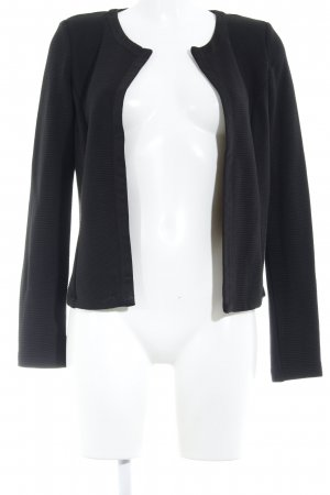 Tom Tailor Cardigan schwarz Business-Look