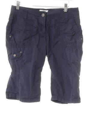 Tom Tailor Cargohose dunkelblau Maskulin-Look