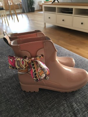Tom Tailor Wellies pink