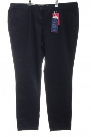 Tom Tailor Chinohose blau Business-Look